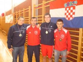T.Lavrić i treneri