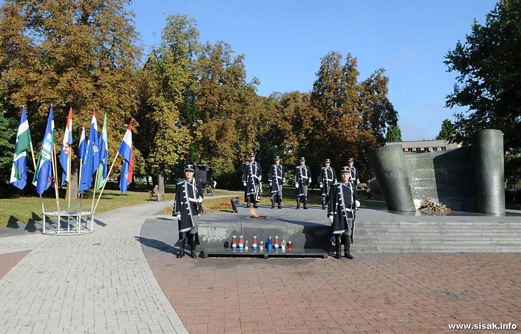 Dan branitelja Grada Siska, 3.9.2011.