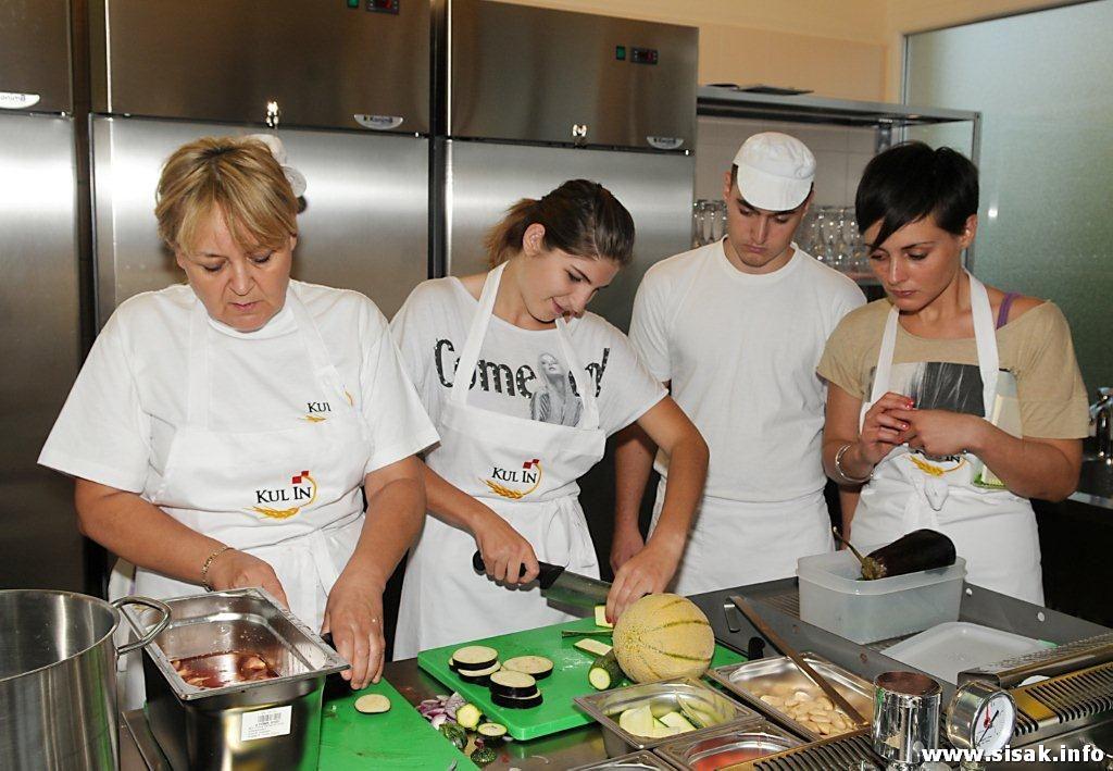 Prezentacija budućeg Kulinarskog instituta u Sisku