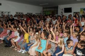 Prvi dan škole u Sisku 2011.