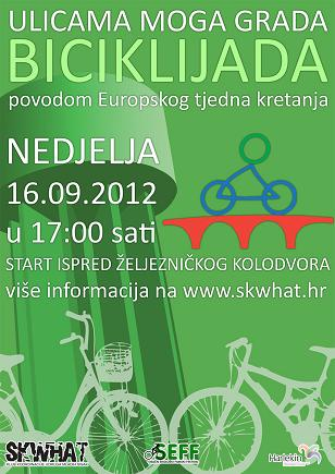 biciklijada plakat