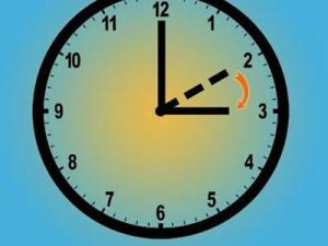 ljetno vrijeme sat