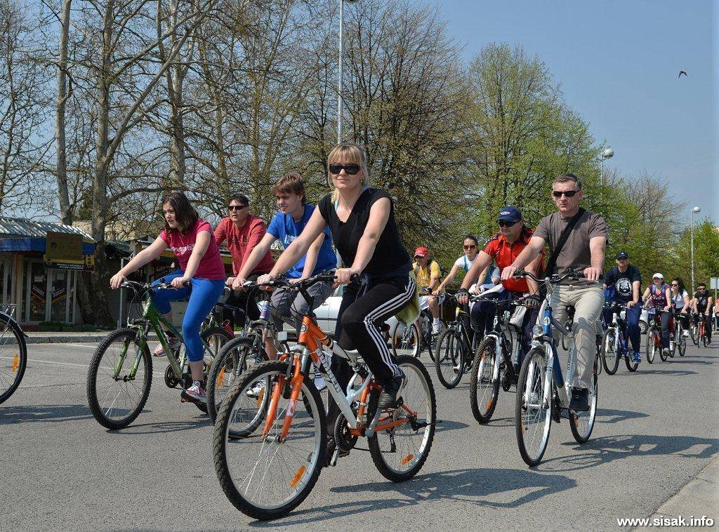 Biciklijada i Sajam biciklizma u Sisku