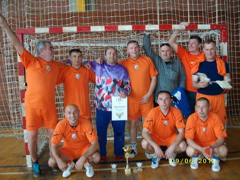 Pobjednička ekipa turnira