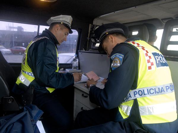 Prometna policija - provjera