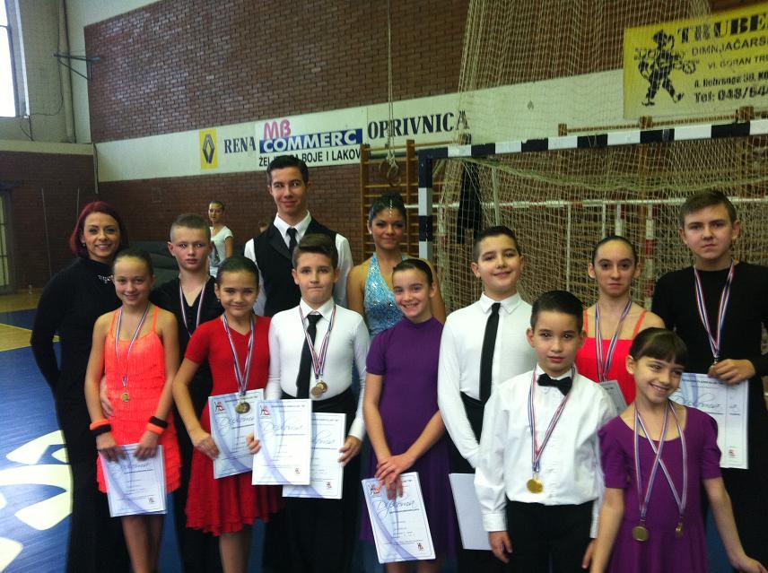 Za Top Step u Koprivnici 4 zlatne, 2 srebrne i brončana medalja ... 6c36d78801