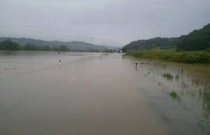 kostajnica poplave