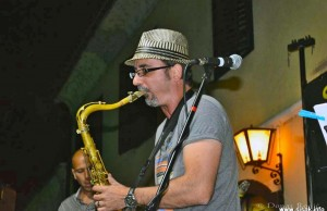 Siscia Open Jazz & Blues Festival 2014. - Igor Gerzina Sax Lounge Ensemble