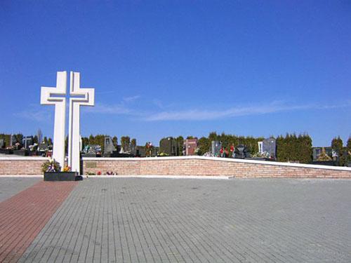 spomenik braniteljima groblje viktorovac