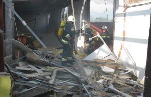 vatrogasci eksplozija plina