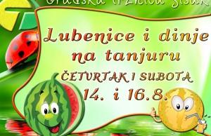 dinje i lubenice