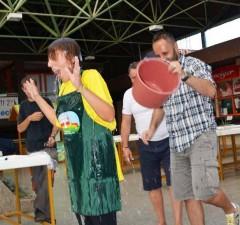 Održan ALS Ice Bucket Challenge na Gradskoj Tržnici Sisak