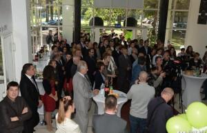 Otvorenje Poduzetničkog centra PISAK u Sisak Capragu, 24.09.2014.