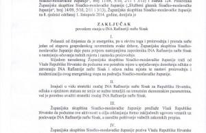 zaključak,_INA_Rafinerija_nafte_Sisak
