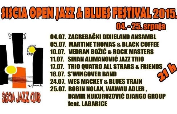 Siscia jazz festival