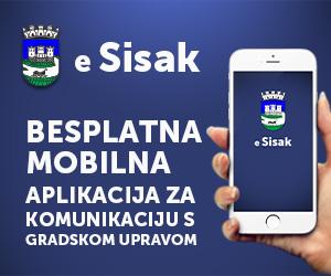 Grad Sisak – Mobilna Aplikacija