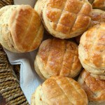 Homemade Small Bread Stuffed With Crackling