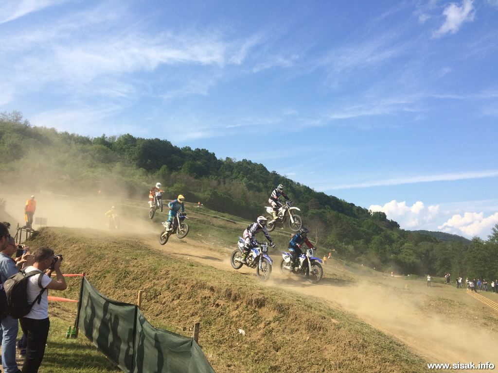 motocross u petrinji
