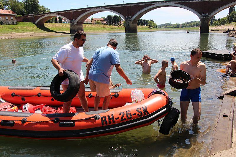 """U subotu 25. ekološka akcija čišćenja korita rijeke Kupe """"Volimo Kupu trajno"""""""