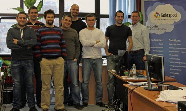 Krešimir je stigao u Repsly još za vrijeme studentskih dana, u doba kada je startup bio poznat pod imenom Salespod.