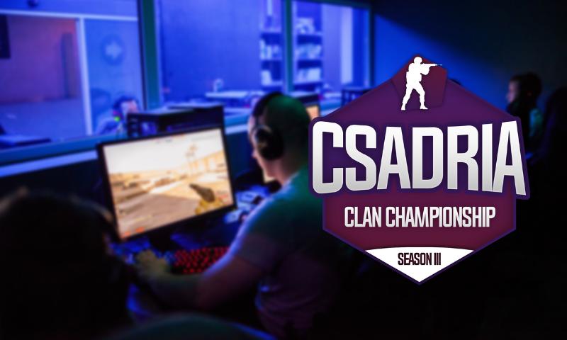 Nastavlja se rast jednog od rijetkih domaćih esport turnira; CSadria Clan Championship igra se za 30.000 kuna