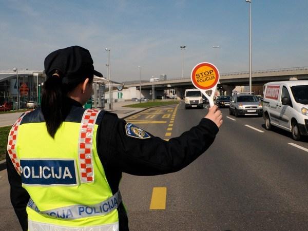 Nadzor alkoholiziranosti sudionika u prometu tijekom vikenda