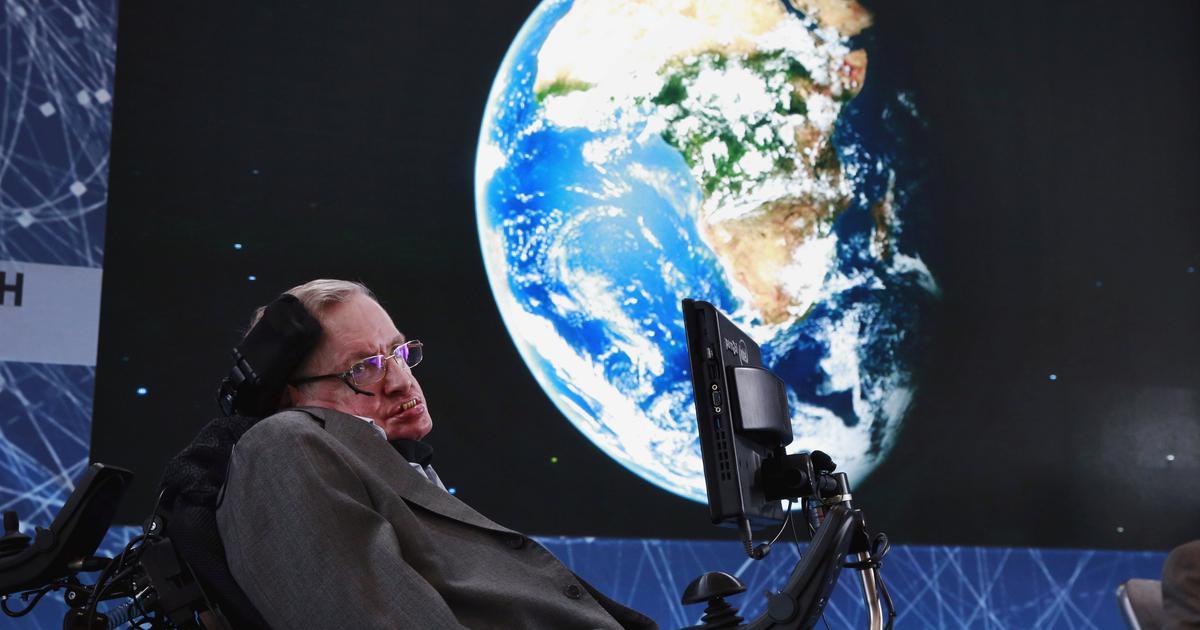 Stephen Hawking imao najbolji savjet za ljude sklone depresiji