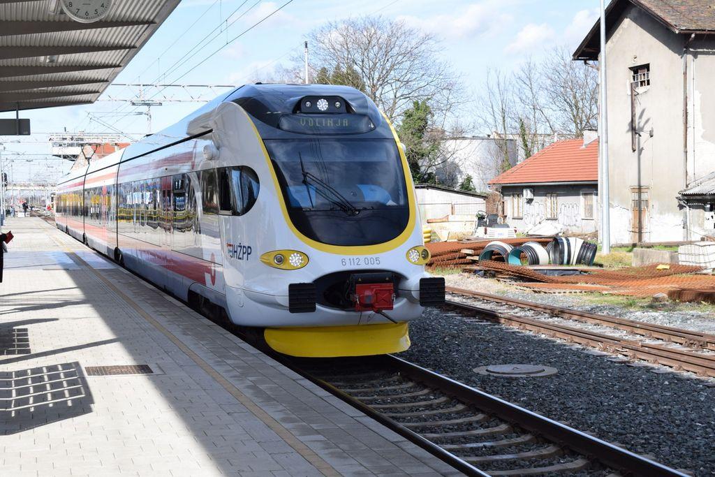 Besplatan prijevoz vlakom osiguran do 31. ožujka
