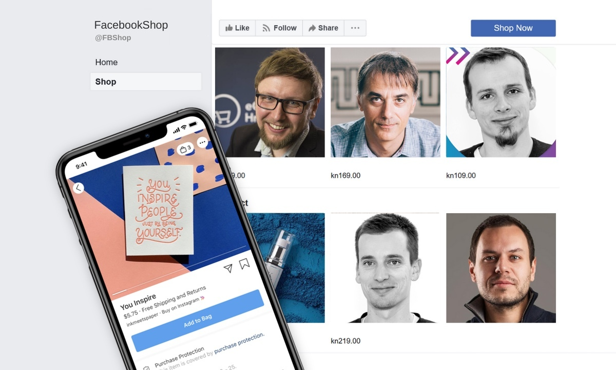 Što Facebook Shop donosi za brendove i eCommerce, analizirali smo uz stručnjake i poduzetnice
