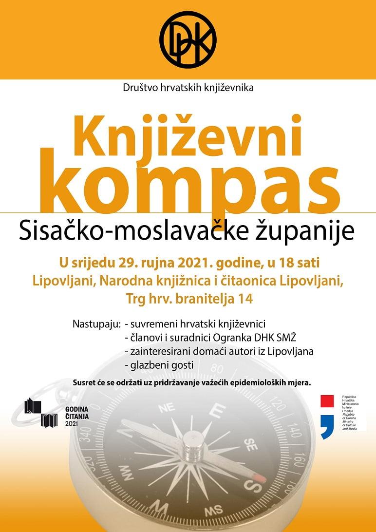 Književni kompas u Lipovljanima