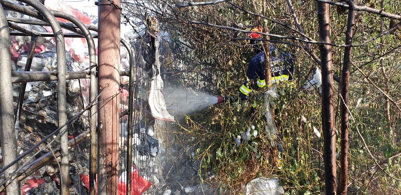 Zbog požara u Budaševu prijava inspektoratu